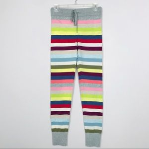 Gap striped Sweater Leggings - Small